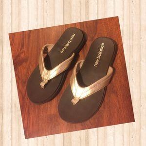 New Balance Flip Flops